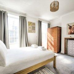 Отель Spacious 2BR Home in New Town Великобритания, Эдинбург - отзывы, цены и фото номеров - забронировать отель Spacious 2BR Home in New Town онлайн комната для гостей фото 4