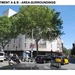 Отель Barcelona Atic Испания, Барселона - отзывы, цены и фото номеров - забронировать отель Barcelona Atic онлайн парковка
