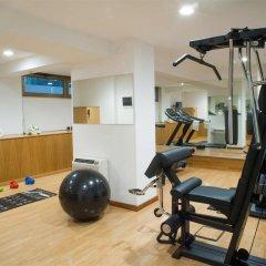 Best Western Premier Hotel Royal Santina Рим фитнесс-зал фото 4