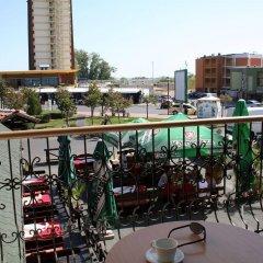 Отель Lotus Hotel Болгария, Солнечный берег - отзывы, цены и фото номеров - забронировать отель Lotus Hotel онлайн балкон
