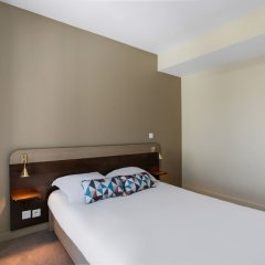 Отель Appart'City Nice Acropolis Франция, Ницца - 6 отзывов об отеле, цены и фото номеров - забронировать отель Appart'City Nice Acropolis онлайн комната для гостей фото 7