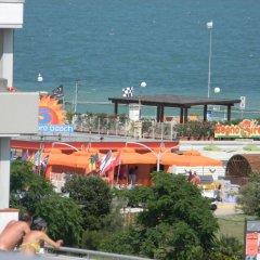 Отель Abbondanza Италия, Гаттео-а-Маре - отзывы, цены и фото номеров - забронировать отель Abbondanza онлайн пляж фото 2