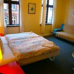 Отель Det Lille Дания, Оденсе - отзывы, цены и фото номеров - забронировать отель Det Lille онлайн комната для гостей фото 2
