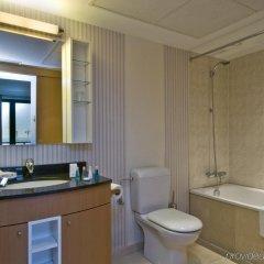 Отель B-aparthotel Ambiorix Бельгия, Брюссель - отзывы, цены и фото номеров - забронировать отель B-aparthotel Ambiorix онлайн ванная