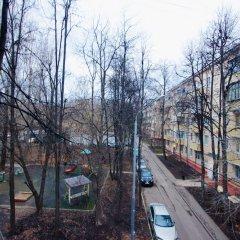Гостиница LUXKV Apartment on Malaya Filevskaya 4 в Москве отзывы, цены и фото номеров - забронировать гостиницу LUXKV Apartment on Malaya Filevskaya 4 онлайн Москва балкон