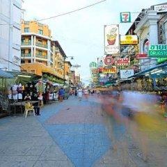 Отель Banglumpoo Place городской автобус