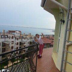 Отель Saint Tatyana Болгария, Свети Влас - отзывы, цены и фото номеров - забронировать отель Saint Tatyana онлайн балкон