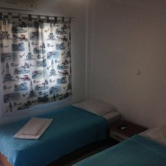 Отель Kalipso Motel Чешме комната для гостей фото 3
