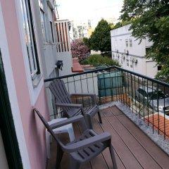 Апартаменты Discovery Apartment Estrela балкон