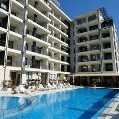 Cantilena Hotel Несебр бассейн