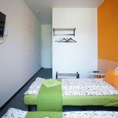 Гостиница Станция Z12 комната для гостей фото 6