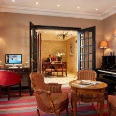Hotel Relais Saint Jacques интерьер отеля фото 3