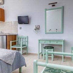 Отель Avraki Hotel Греция, Остров Санторини - отзывы, цены и фото номеров - забронировать отель Avraki Hotel онлайн комната для гостей фото 5