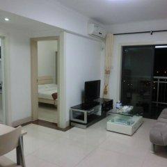Shengang Hotel Apartment Yuhedi Branch Шэньчжэнь комната для гостей фото 2