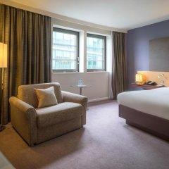 Отель Hilton London Tower Bridge 4* Представительский номер с различными типами кроватей фото 7