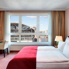 Отель Steigenberger Hotel Hamburg Германия, Гамбург - 2 отзыва об отеле, цены и фото номеров - забронировать отель Steigenberger Hotel Hamburg онлайн комната для гостей фото 4