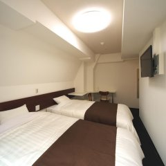 Отель Akasaka Urban Hotel Япония, Токио - отзывы, цены и фото номеров - забронировать отель Akasaka Urban Hotel онлайн комната для гостей фото 4
