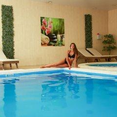 Отель Лазурный берег(Анапа) бассейн
