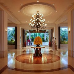 Отель Shangri-La's Mactan Resort & Spa интерьер отеля фото 3