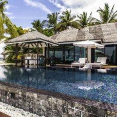 Отель Kihaad Maldives 5* Люкс с различными типами кроватей фото 16