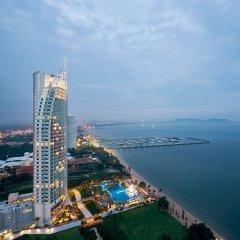 Отель Movenpick Siam Pattaya На Чом Тхиан балкон