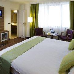 Quality Hotel Antwerpen Centrum Opera комната для гостей