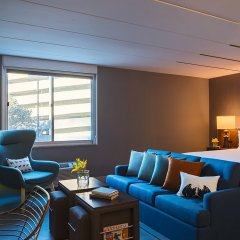 Отель Renaissance Minneapolis Bloomington Hotel США, Блумингтон - отзывы, цены и фото номеров - забронировать отель Renaissance Minneapolis Bloomington Hotel онлайн комната для гостей фото 5