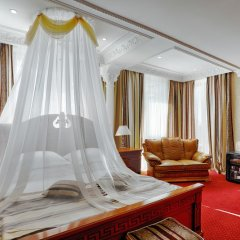 Гостиница Европа 3* Стандартный номер с двуспальной кроватью фото 13