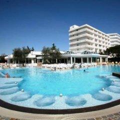 Отель Tritone Terme Италия, Абано-Терме - отзывы, цены и фото номеров - забронировать отель Tritone Terme онлайн бассейн фото 2