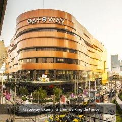 Отель ZEN Rooms Ekkamai 10 Suites Бангкок балкон