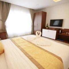 Kim Hoa Da Lat Hotel Далат комната для гостей фото 2