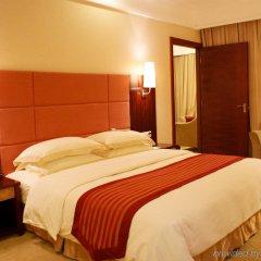 Отель Holiday Inn Shenzhen Donghua Китай, Шэньчжэнь - отзывы, цены и фото номеров - забронировать отель Holiday Inn Shenzhen Donghua онлайн комната для гостей