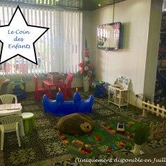 Отель Best Western Saphir Lyon детские мероприятия