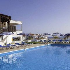 Отель Iris Beach Протарас бассейн фото 3