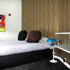 Hotel Vintage Airstream Брюссель комната для гостей