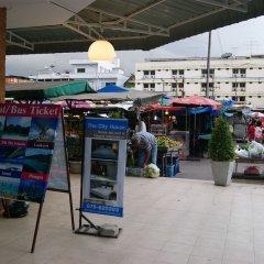 Отель The City House Таиланд, Краби - отзывы, цены и фото номеров - забронировать отель The City House онлайн бассейн фото 2