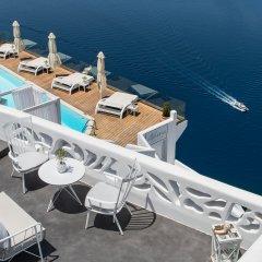 Отель Athina Luxury Suites Греция, Остров Санторини - отзывы, цены и фото номеров - забронировать отель Athina Luxury Suites онлайн пляж фото 2