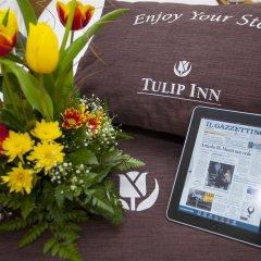 Отель Tulip Inn Padova Падуя с домашними животными