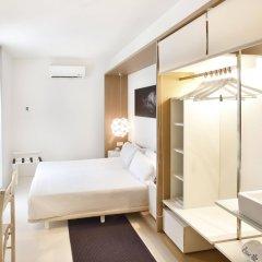 Отель Denit Barcelona Испания, Барселона - 9 отзывов об отеле, цены и фото номеров - забронировать отель Denit Barcelona онлайн комната для гостей фото 5