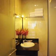 Van Nam Hotel Nha Trang Нячанг ванная фото 2