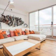 Отель 2 Bedroom Flat in Marylebone With Views Великобритания, Лондон - отзывы, цены и фото номеров - забронировать отель 2 Bedroom Flat in Marylebone With Views онлайн комната для гостей фото 2