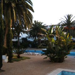 Отель Solar de São João бассейн