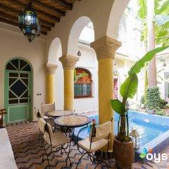 Отель Riad Maison-Arabo-Andalouse Марокко, Марракеш - отзывы, цены и фото номеров - забронировать отель Riad Maison-Arabo-Andalouse онлайн фото 17