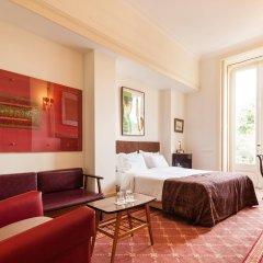 Отель The Independente Suites & Terrace комната для гостей