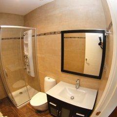 Отель Apartamentos Principe Испания, Сантандер - отзывы, цены и фото номеров - забронировать отель Apartamentos Principe онлайн ванная фото 2