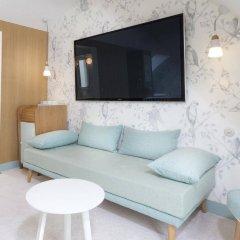 Отель Le Lapin Blanc Париж комната для гостей фото 3