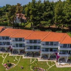 Porfi Beach Hotel спортивное сооружение