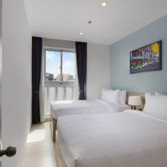 Апартаменты Oakwood Apartments Ho Chi Minh City комната для гостей фото 3