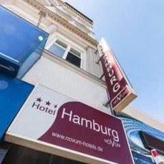 Отель Novum Hotel Hamburg Stadtzentrum Германия, Гамбург - 6 отзывов об отеле, цены и фото номеров - забронировать отель Novum Hotel Hamburg Stadtzentrum онлайн городской автобус