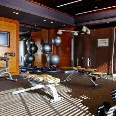 Отель Mandarin Oriental, Hong Kong фитнесс-зал фото 2
